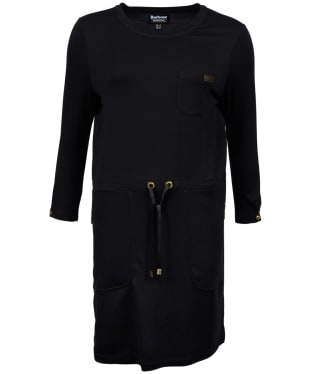 Women's Barbour International Island Dress - Black
