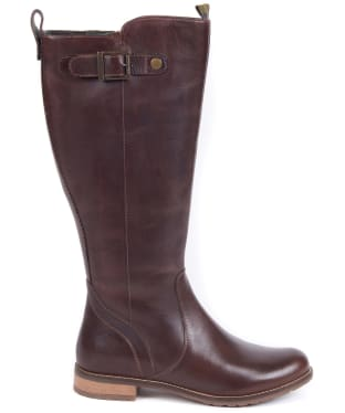 Women's Barbour Rebecca Boots - Wine