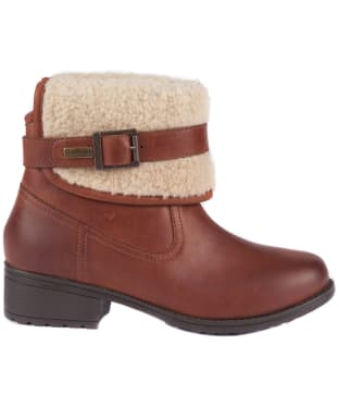 Women's Barbour Verona Ankle Boots - Brown