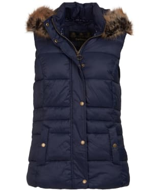 Women's Barbour Ullswater Gilet - Navy