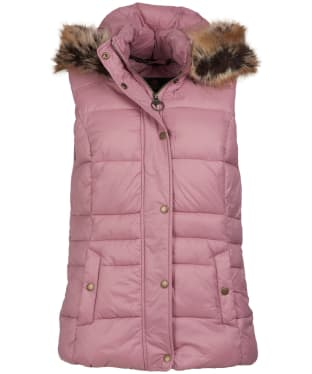 Women's Barbour Ullswater Gilet - Rose Bay