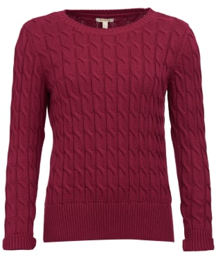 Women's Barbour Lewes Knit Sweater