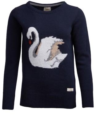 Women's Barbour Cabin Knit Sweater