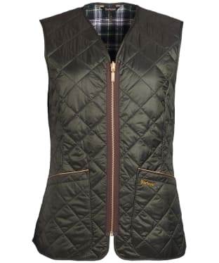 Women's Barbour Icons Betty Quilted Interactive Liner