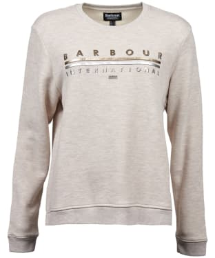Women's Barbour International Doran Sweatshirt