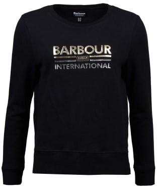 Women's Barbour International Dual Sweatshirt