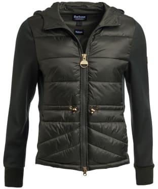 Women's Barbour International Ventax Sweater Jacket