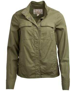 Women's Barbour Dorset Overshirt