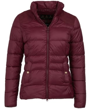 Women's Barbour Brecon Quilted Jacket