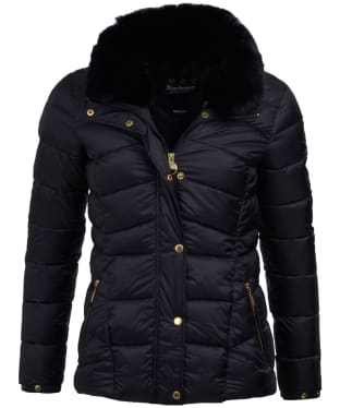 Women's Barbour International Circuit Quilted Jacket