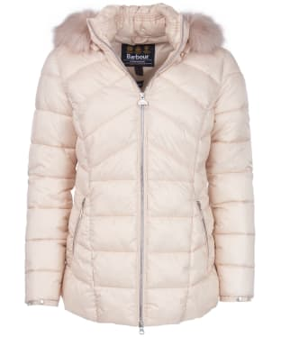 Women's Barbour International Hampton Quilted Jacket