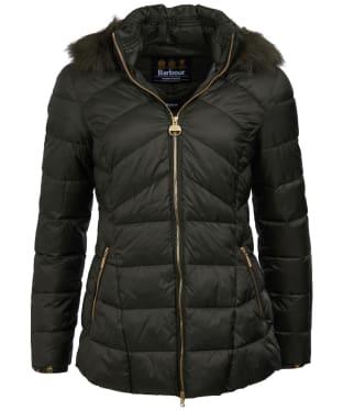 Women's Barbour International Hampton Quilted Jacket