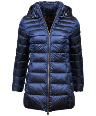 Women's Barbour Blair Quilted Jacket - Royal Navy