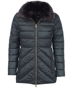 Women's Barbour Shannon Quilted Jacket - Thyme