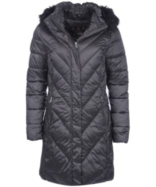 Women's Barbour Reesdale Quilted Jacket - Ash Grey