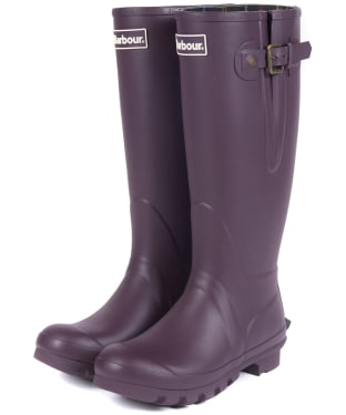 Women's Barbour Amble Neoprene Wellingtons - Juniper