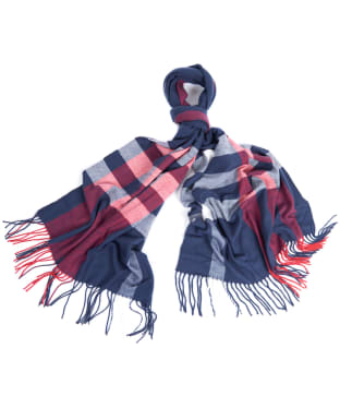 Women's Barbour Skye Check Scarf