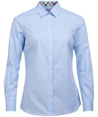 Women's Barbour Derwent Shirt - Pale Blue