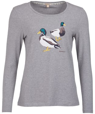 Women's Barbour Brecon Long Sleeved Tee