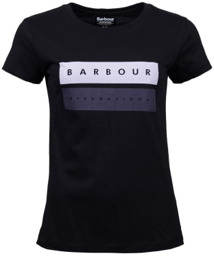 Women's Barbour International Garrow Tee