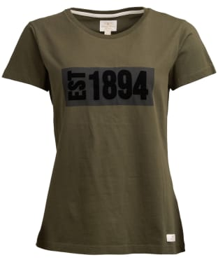 Women's Barbour Monmouth Tee - Sage
