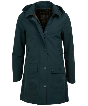 Women's Barbour Brisk Waterproof Jacket - Emerald