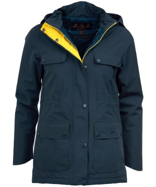 Women's Barbour Metric Waterproof Jacket - Emerald