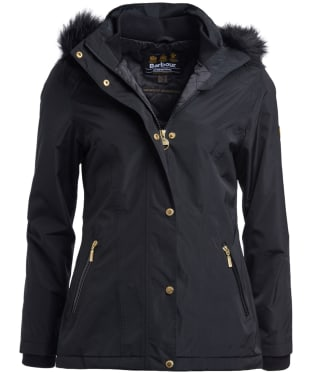 Women's Barbour International Beemer Waterproof Jacket