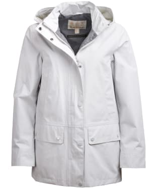 Women's Barbour Bruads Waterproof Jacket - Glazier
