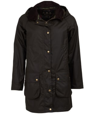 Women's Barbour Canfield Waxed Jacket