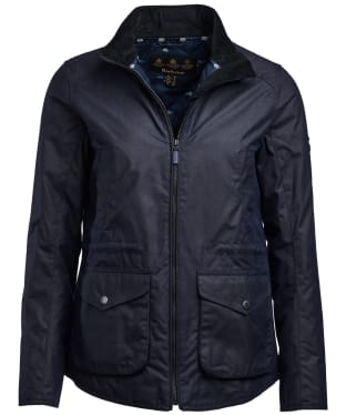 Women's Barbour Stockhold Waxed Jacket