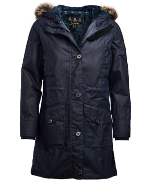 Women's Barbour Fairlead Waxed Jacket