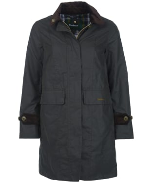Women's Barbour Icons Haydon Waxed Jacket