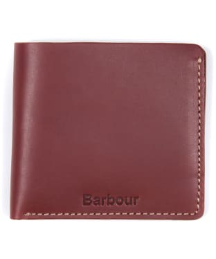 Men's Barbour Hadleigh Leather Billford Wallet