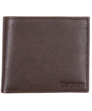Men's Barbour Peterlee Leather Billfold Wallet