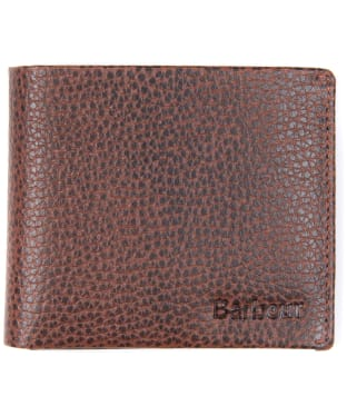 Men's Barbour Laddon Leather Billford Wallet