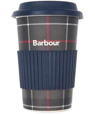 Barbour Classic Tartan Travel Mug - Barbour Classic