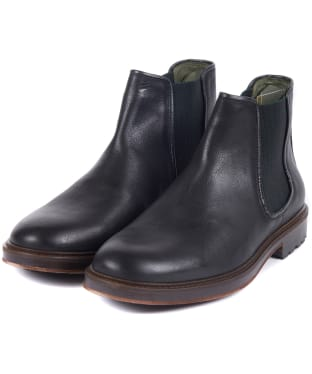 Men's Barbour Wansbeck Chelsea Boots - Black