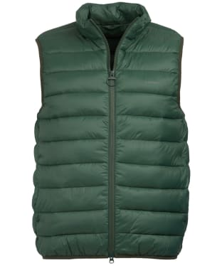 Men's Barbour Bretby Gilet - Cilantro