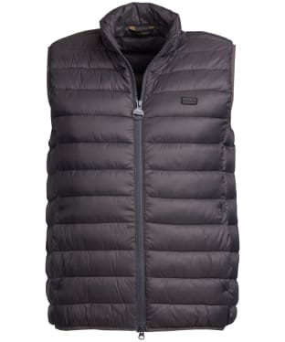 Men's Barbour International Reed Gilet - Charcoal