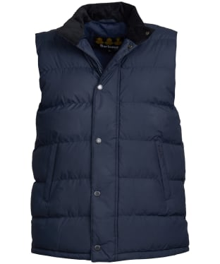 Men's Barbour Mellor Gilet - Navy