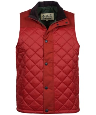 Men's Barbour Falcon Gilet - Iron Ore