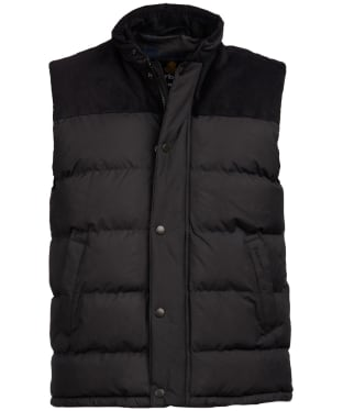 Men's Barbour Wisbech Gilet - Black