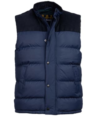 Men's Barbour Wisbech Gilet - Navy