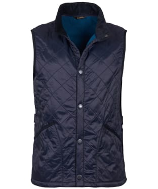 Men's Barbour Perble Gilet - Navy