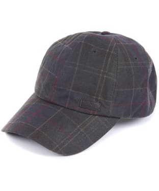 Men's Barbour Darwen Tartan Sports Cap - Barbour Classic
