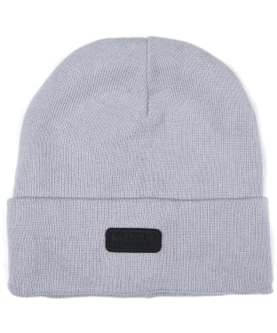 Men's Barbour International Sensor Knit Beanie Hat - Winter Grey