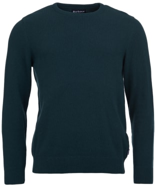 Men's Barbour Harold Crew Neck Sweater - Seaweed