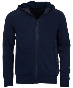 Men's Barbour Rampside Hooded Knit - Navy