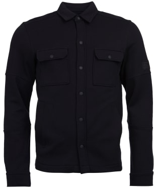 Men's Barbour International Tyre Button Through Overshirt